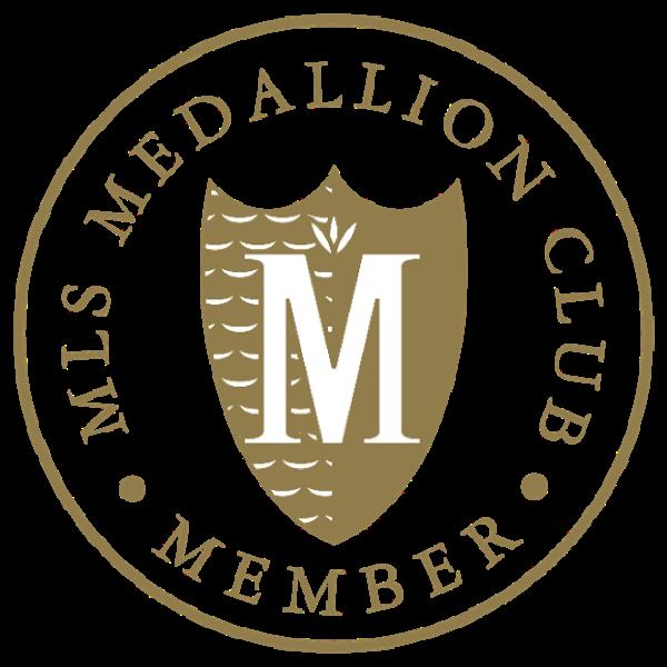 17 Years Member of Medallion Award